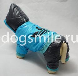 """Голубой комбинезон """"Adidas"""" YP"""